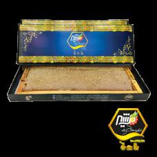 عسل با موم شانه دو کیلویی به همراه بسته بندی