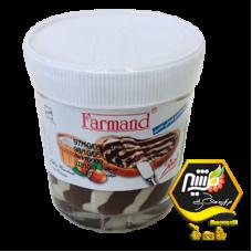 شکلات صبحانه دورنگ فرمند - 200 گرمی