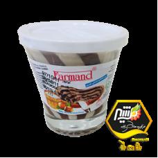 شکلات صبحانه دورنگ فرمند - 110 گرمی