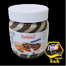 شکلات صبحانه دورنگ فرمند - 350 گرمی